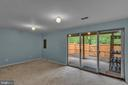 Basement with Walk-Out to Back Yard! - 13536 DARTER CT, CLIFTON