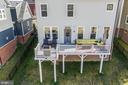 Owners had deck extended - 16928 TAKEAWAY LN, DUMFRIES