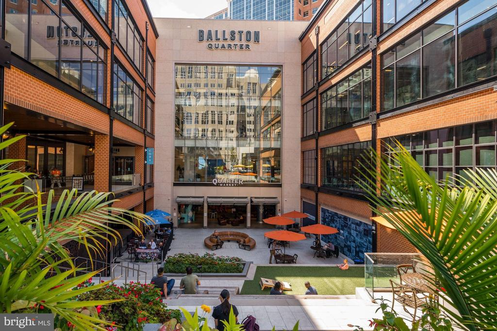 The Newly Hip, Redesigned Ballston Mall! - 888 N QUINCY ST #207, ARLINGTON
