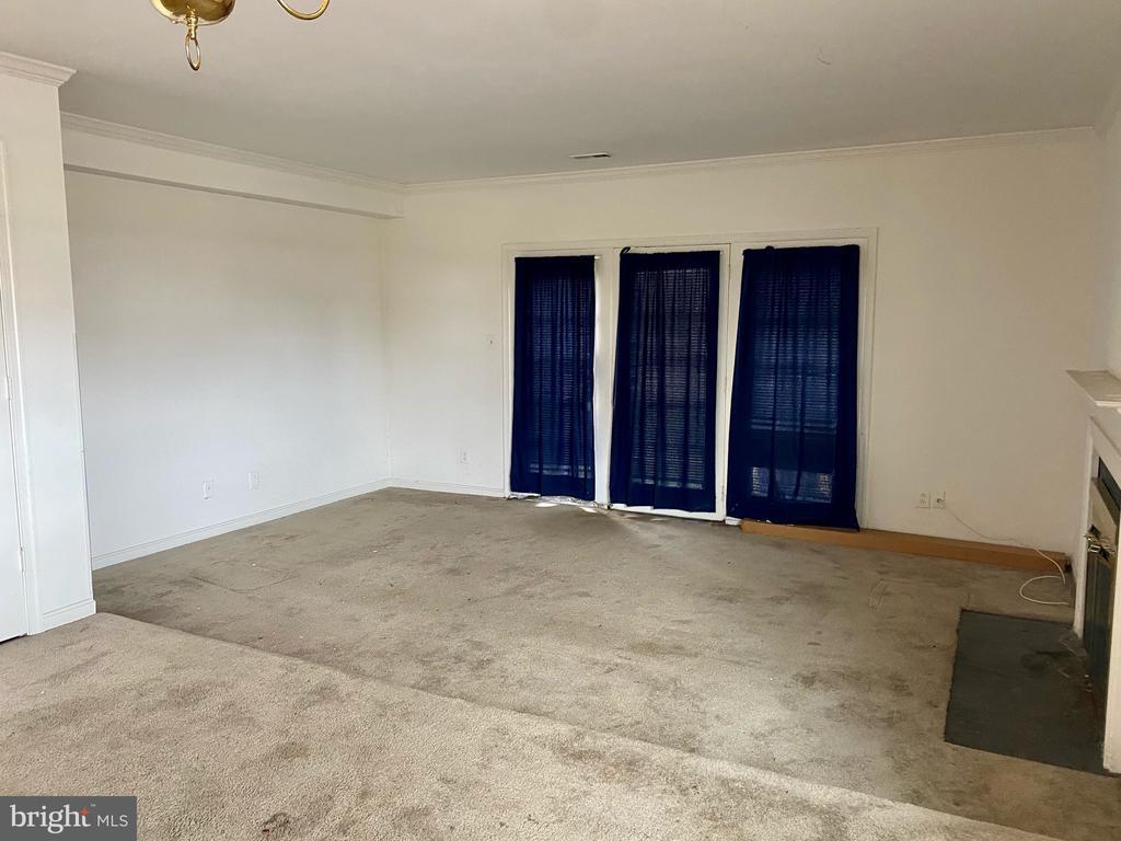 Living room - 1164 N RANDOLPH ST, ARLINGTON