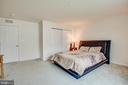 Huge Bedroom 3 - 1916 MEADOW LARK DR, CULPEPER