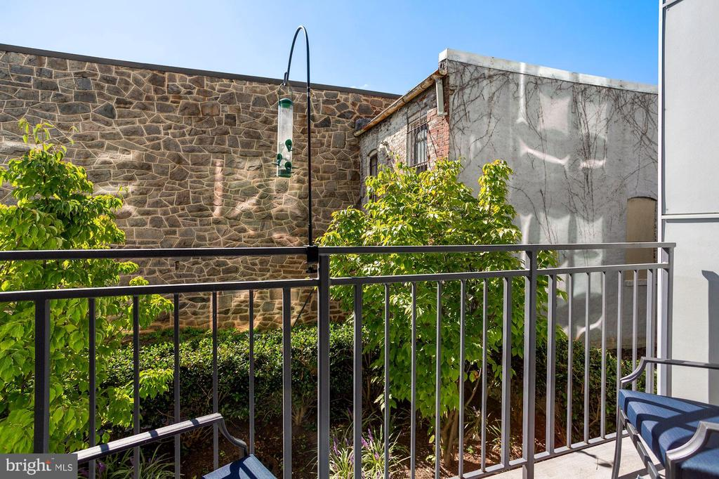 Private Balcony Located Off Living Room! - 2337 CHAMPLAIN ST NW #104, WASHINGTON