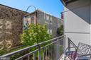 Private Balcony w/ Very Serene Views! - 2337 CHAMPLAIN ST NW #104, WASHINGTON