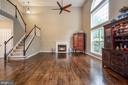 Hardwood floors refinished - 5 JAMESTOWN CT, STAFFORD