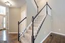 Now let's head upstairs! - 5 JAMESTOWN CT, STAFFORD