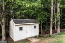 Shed convenient to store your lawnmower & yard too - 5 JAMESTOWN CT, STAFFORD