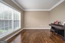 Formal living room - 5 JAMESTOWN CT, STAFFORD