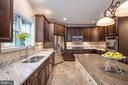 Ample high end cabinetry - 5 JAMESTOWN CT, STAFFORD