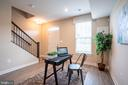 First floor den or office - 9903 NEW POINTE DR, UPPER MARLBORO