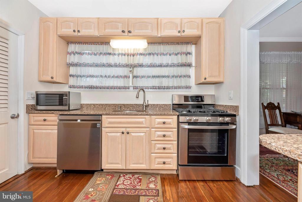 Main Level Kitchen - 316 W COLLEGE TER, FREDERICK