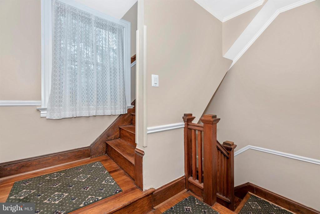 Staircase/Landing - 316 W COLLEGE TER, FREDERICK