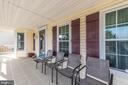 Spacious Front Porch, Great Place to Relax - 7 MILL FORGE CT, THURMONT