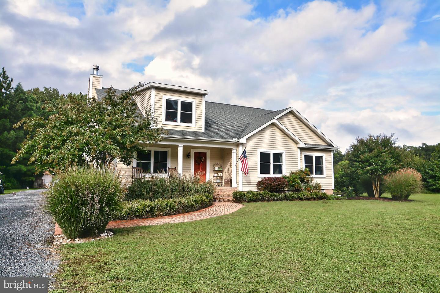 Single Family Homes for Sale at Trappe, Maryland 21673 United States