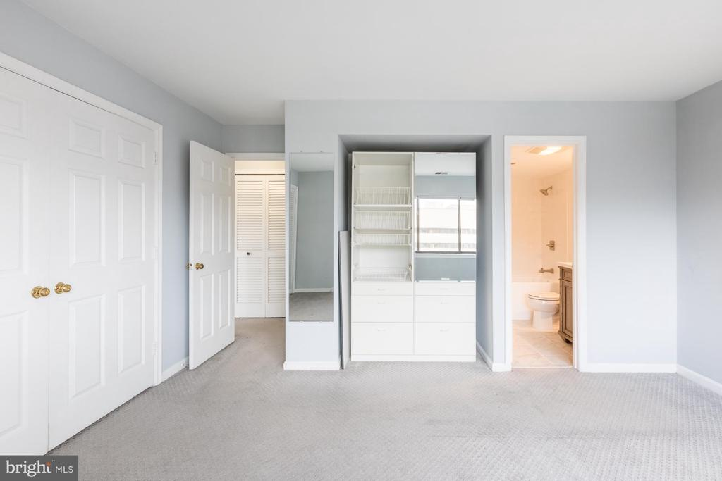 Bedroom - 1301 N COURTHOUSE RD #1711, ARLINGTON