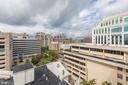 Large balcony - 1301 N COURTHOUSE RD #1711, ARLINGTON