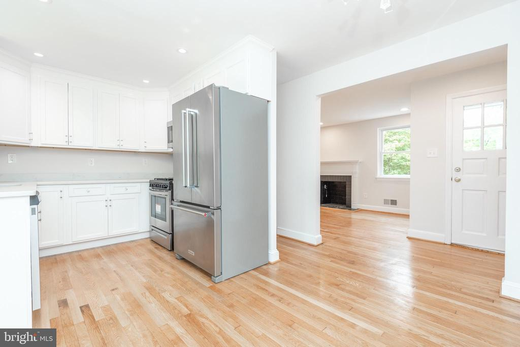 New Kitchen - S.S. Appliances - 9113 WALDEN RD, SILVER SPRING
