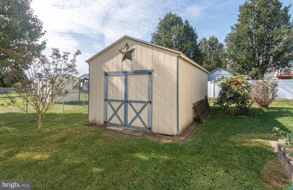 Second View 10x20 Shed - 7 MILL FORGE CT, THURMONT