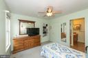 1st Floor Master Suite Showing the Master Bath - 7 MILL FORGE CT, THURMONT