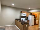Kitchen for Basement - 42759 FREEDOM ST, CHANTILLY