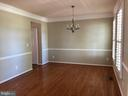 Dining Room - 42759 FREEDOM ST, CHANTILLY