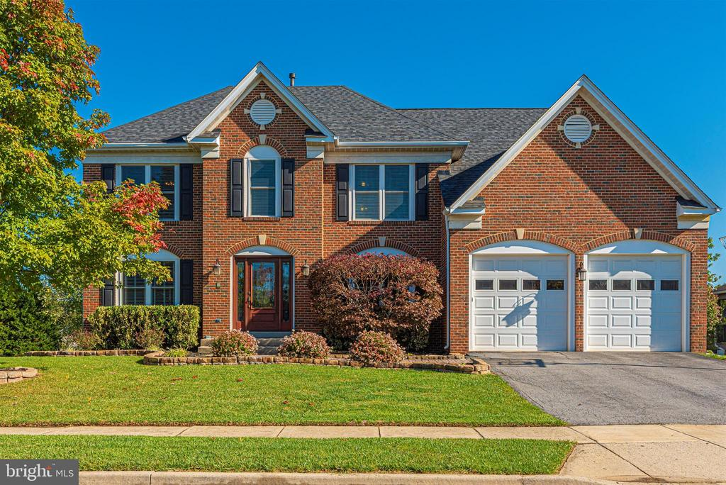 Exterior Front - 8904 KNOLLWOOD WAY, FREDERICK