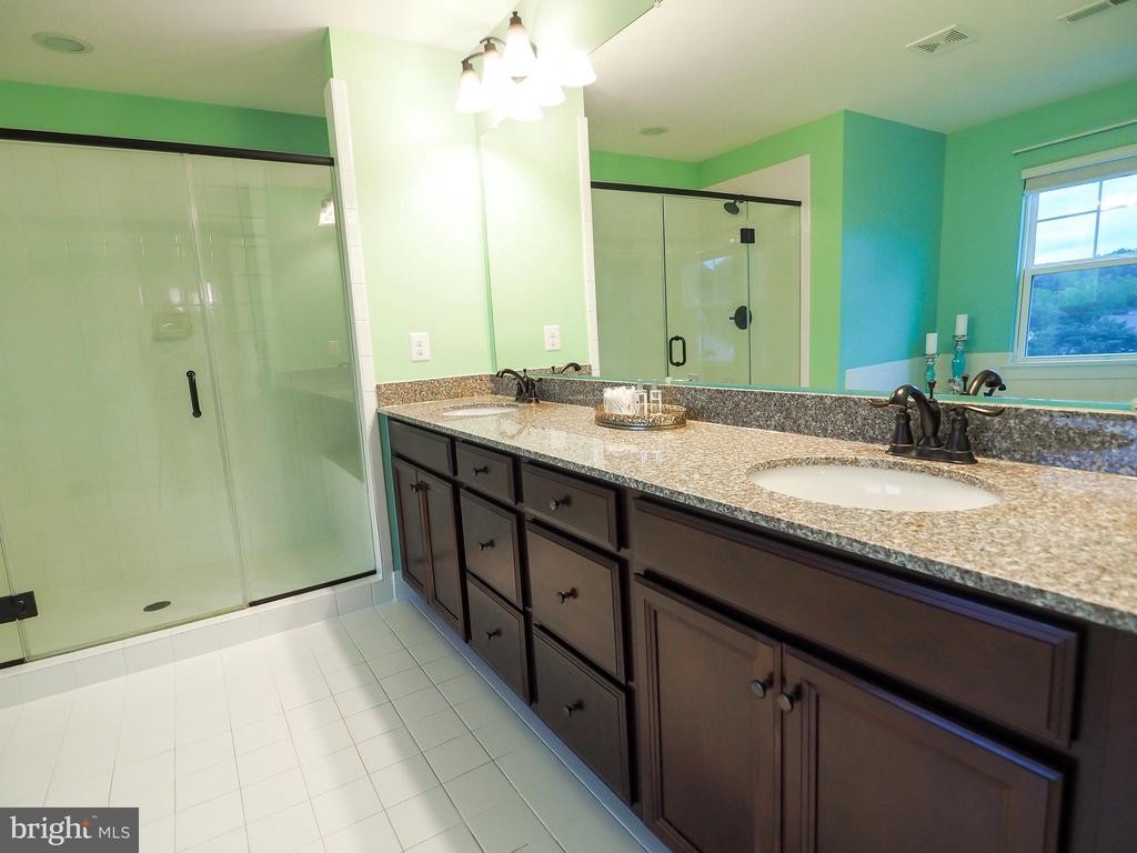 Dual Shower head with bench shower - 2480 POTOMAC RIVER BLVD, DUMFRIES
