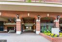 Building entrance - 1276 N WAYNE ST #805, ARLINGTON