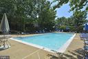 Building pool - 1276 N WAYNE ST #805, ARLINGTON