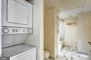 Washer and dryer in the home - 1276 N WAYNE ST #805, ARLINGTON