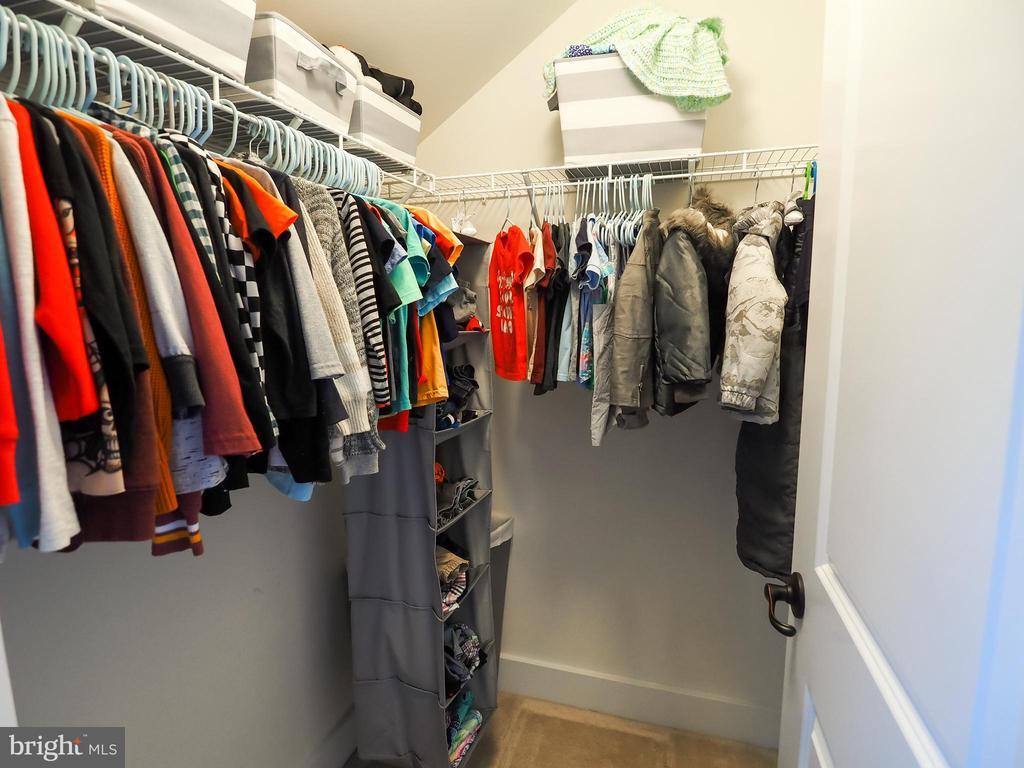 3rd bedroom walk in closet - 2480 POTOMAC RIVER BLVD, DUMFRIES