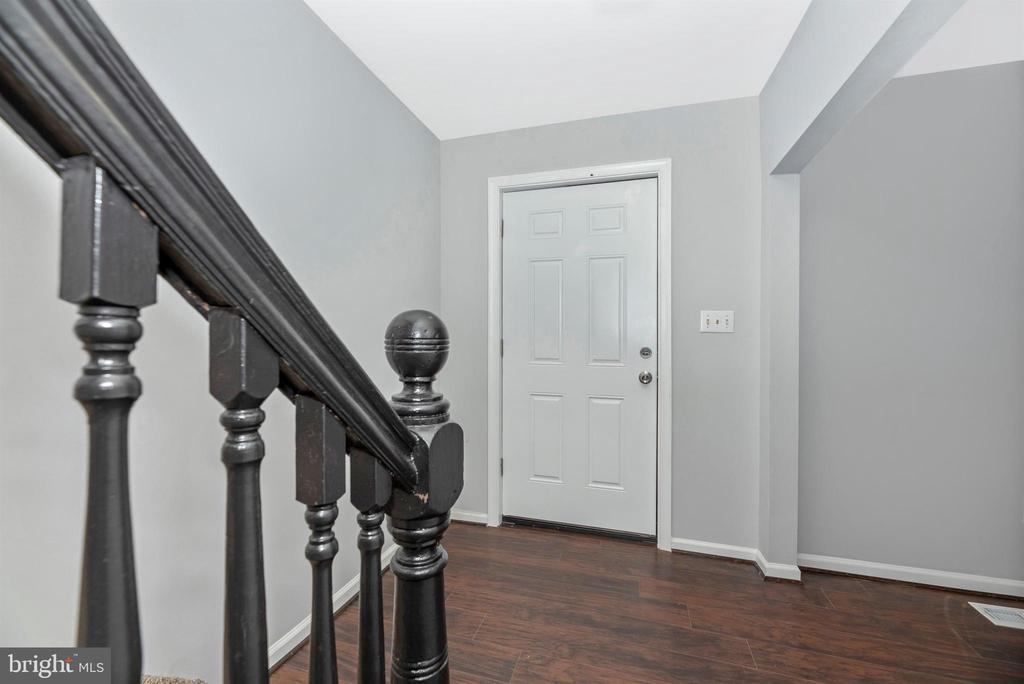 Foyer - 808 KNOXVILLE RD, KNOXVILLE