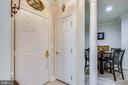 Foyer - 1320 N WAYNE ST #208, ARLINGTON