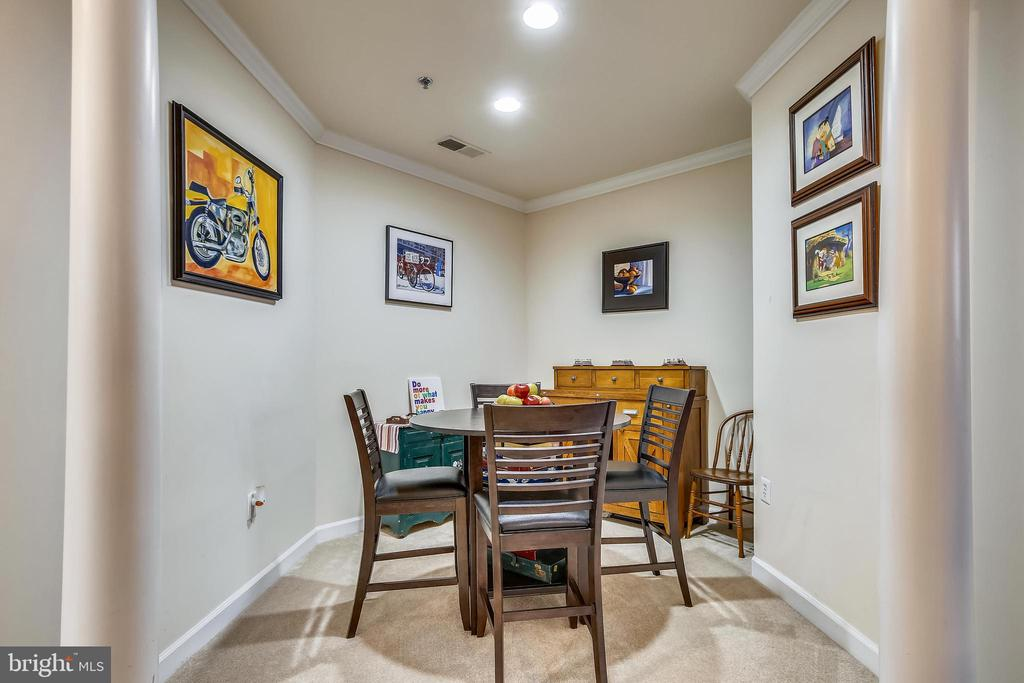 Dining Room - 1320 N WAYNE ST #208, ARLINGTON