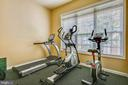 Exercise Room - 1320 N WAYNE ST #208, ARLINGTON