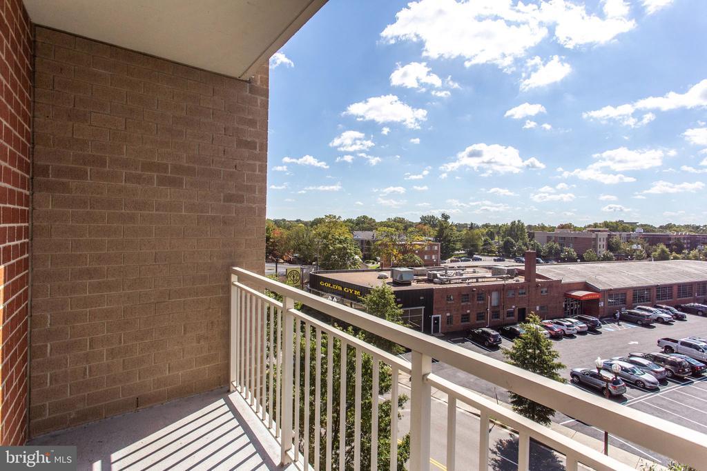 view - 820 N POLLARD ST #504, ARLINGTON