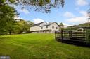 Bank barn with stables and apartment - 8730 FOX GAP RD, MIDDLETOWN