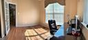 Office vie to family room - 1913 MORAN DR, FREDERICK