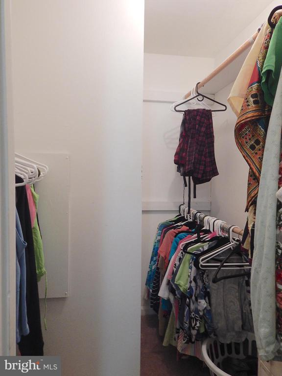 Primary Bedroom Walkin Closet - 6012 BATTLEFIELD GREEN DR, FREDERICKSBURG