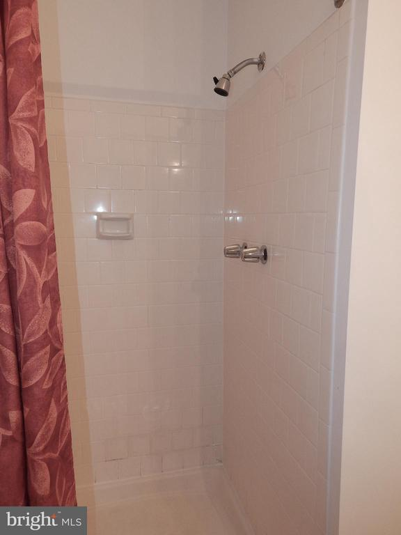 Primary Bedroom Full Bath Tile Shower - 6012 BATTLEFIELD GREEN DR, FREDERICKSBURG