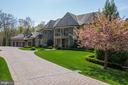 Gated 5.2 Acre Estate - 7853 LANGLEY RIDGE RD, MCLEAN