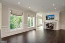 Morning Room - 7853 LANGLEY RIDGE RD, MCLEAN