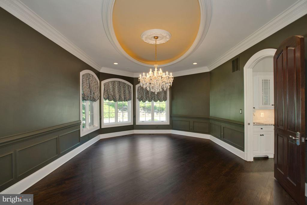Formal Dining Room - 7853 LANGLEY RIDGE RD, MCLEAN