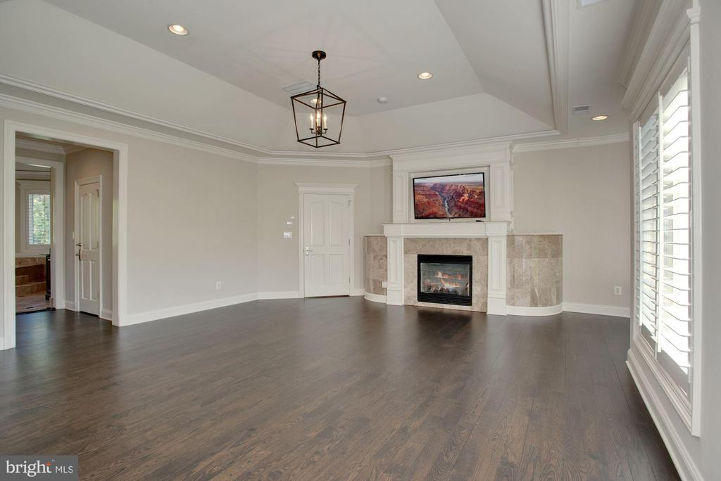 Master Bedroom #2 - 7853 LANGLEY RIDGE RD, MCLEAN