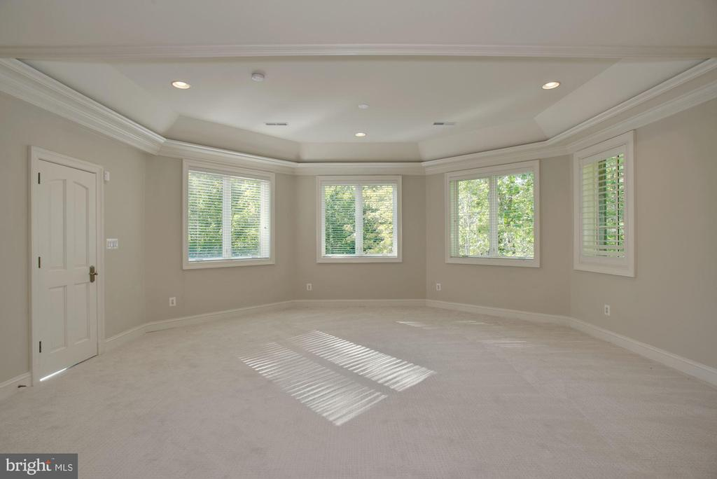 Lower Level Bedroom #6 - 7853 LANGLEY RIDGE RD, MCLEAN