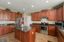 Stainless steel appliances - 116 CHRISWOOD LN, STAFFORD