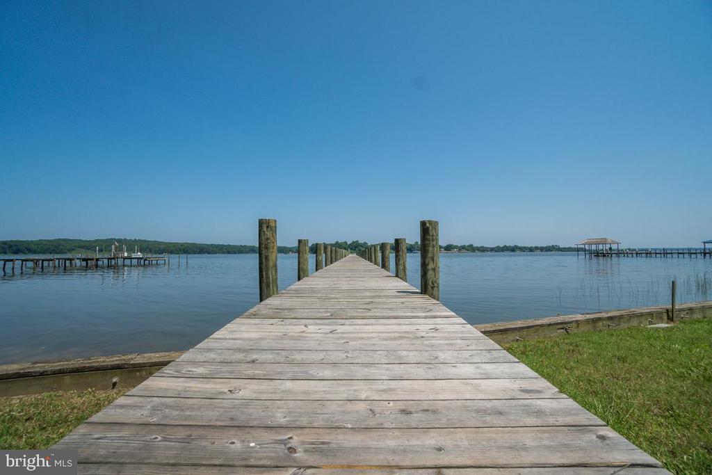 Waterfront View of the Potomac Creek - 2619 LYNN ALLEN RD, KING GEORGE