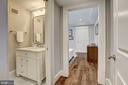 Guest Bathroom - 216 8TH ST NE #1, WASHINGTON