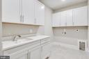 Laundry Room - 11705 VALLEY RD, FAIRFAX