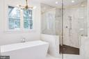 Master Bath - 11705 VALLEY RD, FAIRFAX