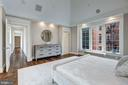 The Master Bedroom - 216 8TH ST NE #B, WASHINGTON